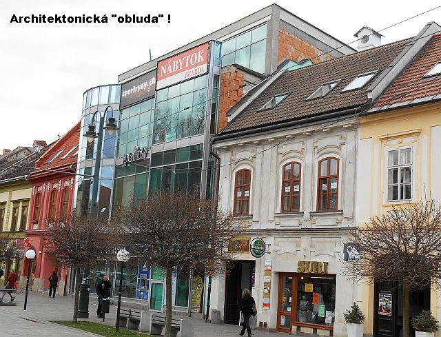 Prešov obludy 1