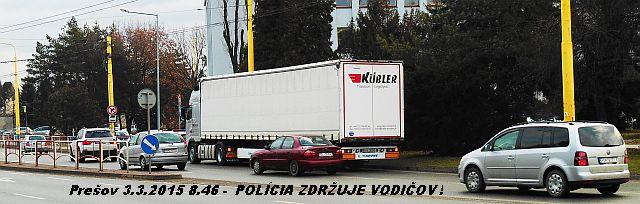 Policia zdruje