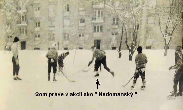 Náš hokej 1